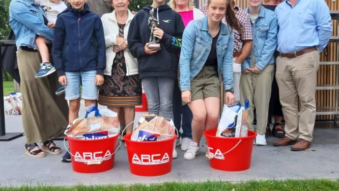Viswedstrijd voor jeugd groot succes met 35 deelnemers