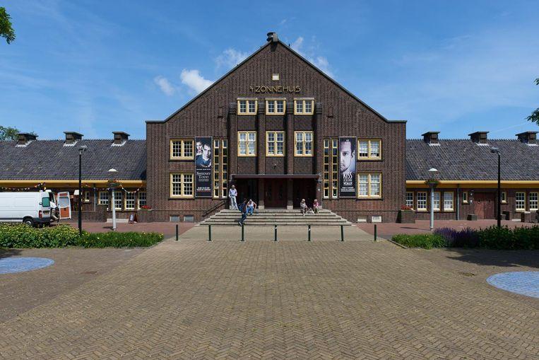 't Zonnehuis Beeld Paul Nieuwenhuizen