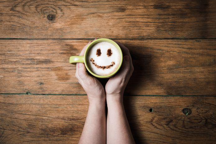 Beeld ter illustratie: een smiley