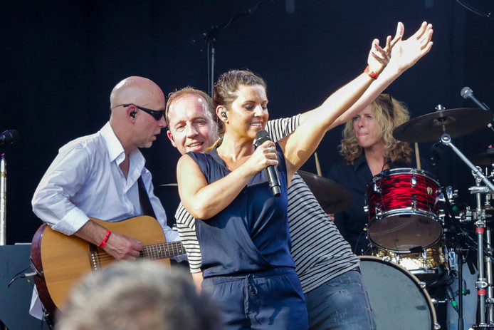 De Edwin Evers band komt naar Groesbeek.