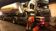 Kennedytunnel opnieuw vrijgegeven na ongeval met vrachtwagens