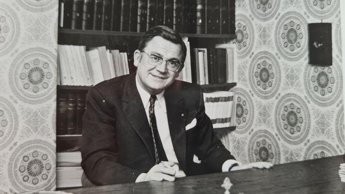 Jos Pelgrims was burgemeester van 1972 tot 1976.