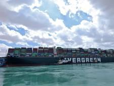 Topman Boskalis: 'Als het meezit, is schip Suezkanaal na het weekend los'