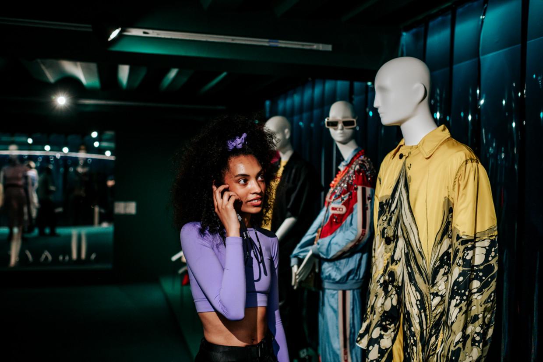 De expo 'Activewear' is nu te bezoeken in het Hasseltse modemuseum. Beeld Boumediene Belbachir