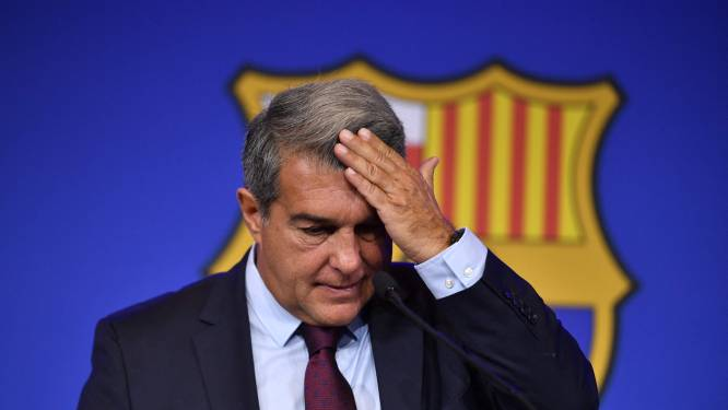 ANALYSE. Alles voor de Super League: hoe Real-voorzitter Pérez Barça-preses Laporta overtuigde om Messi te laten gaan