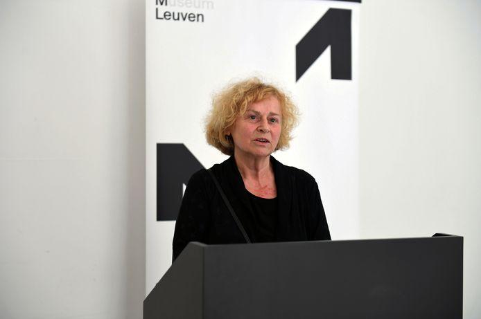 Net zoals de voorbije jaren geeft schepen Denise Vandevoort (sp.a) alles wat ze in zich heeft om de cultuursector bij te staan in deze moeilijke tijden.
