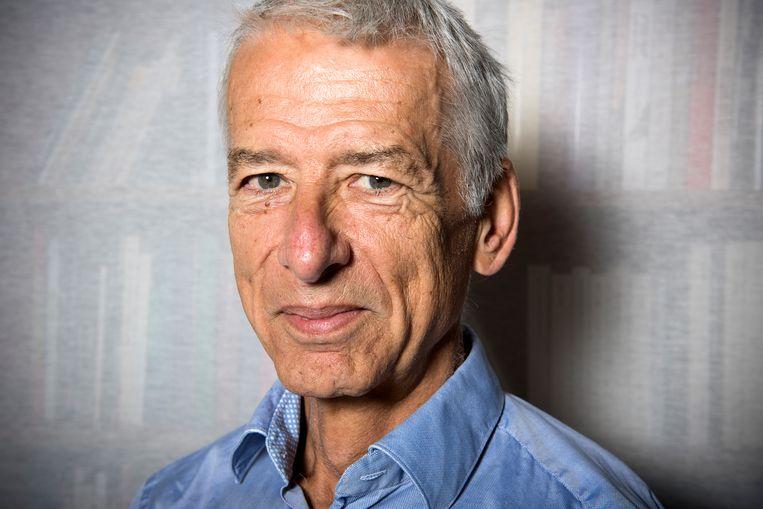Maarten van Buuren. Beeld Chris van Houts