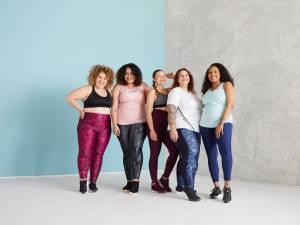 Du XS au 5XL: Decathlon lance une collection sportswear pour toutes les femmes