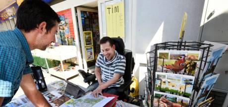 Mijlpaaltje in Moergestel: de 50e quarantainevlog van Patrick van de Plas