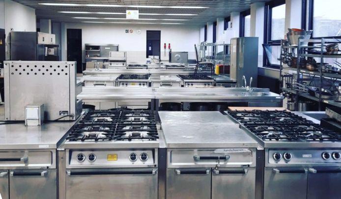 Binnenkort koken de leerlingen van Piso Tienen met gloednieuwe toestellen.