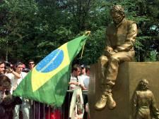 Terug in Imola, waar alles nog altijd Senna ademt