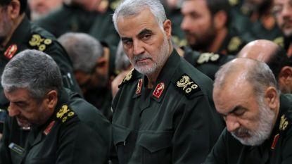 """Wie is Qassem Soleimani, de omgebrachte Iraanse generaal? """"Extreem intelligent, maar ook extreem meedogenloos"""""""