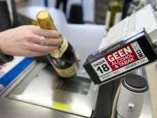 Slijterijen letten slecht op leeftijd kopers alcohol
