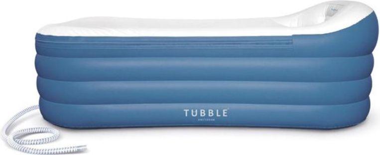 Tubble Royale Basic, opblaasbaar ligbad. Beeld