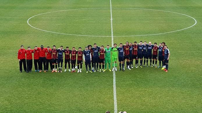 Trainingskamp Rood-Wit in Turkije (foto: MJ Van de Kasteele)