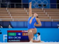 """Une gymnaste costaricienne rend hommage au mouvement """"Black Lives Matter"""""""