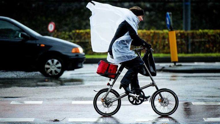 Mensen die in de stad wonen, bewegen meer. Beeld ANP