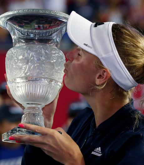 WTA-toernooi Hongkong verplaatst wegens onrust