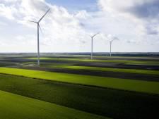 Drie fikse windmolens tussen A2 en Hoenzadriel? Dat is nog lang niet zeker