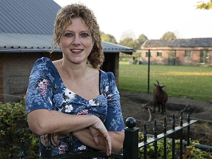 Inge van Dijk, voorzitter van CDA Brabant.