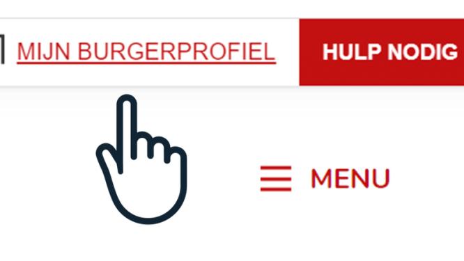 Attesten en documenten opvragen eenvoudiger via 'Mijn Burgerprofiel' op gemeentelijke website