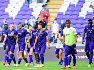 Anderlecht touché par le Covid-19: le match face à Waasland-Beveren en danger?