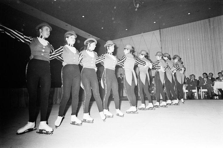 De 'skeeler' kwam in 1969 naar Nederland, dus we hebben genoeg tijd gehad om te oefenen. Beeld anp
