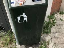 Gemeente Oosterhout gaat op zoek naar nieuwe afvalbakken