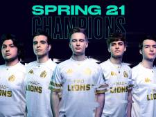 MAD Lions wint Europese finale League of Legends