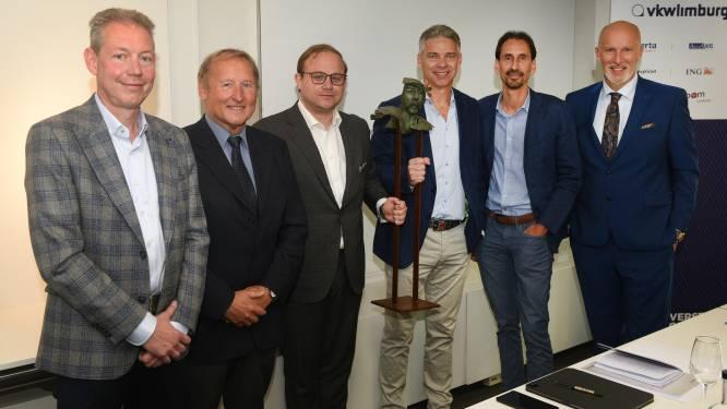 Nelissen Steenfabrieken is kersverse winnaar van Ambiorixprijs