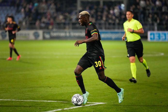 Mohamed Daramy maakt zijn debuut voor Ajax.