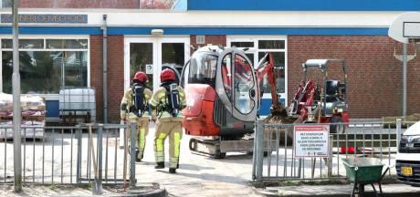 Zonnebloemschool in Emmeloord ontruimd na gaslek