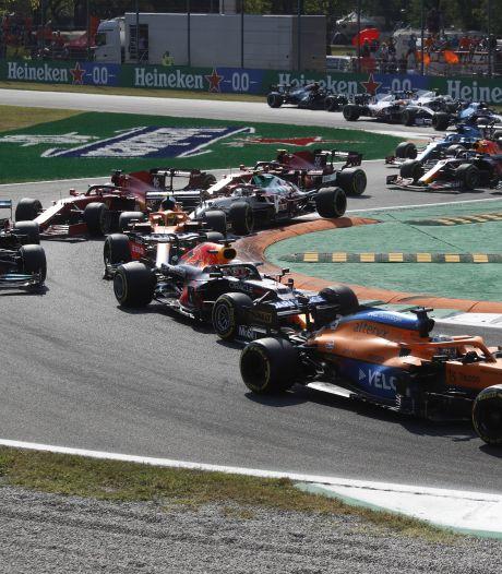 Baas Formule 1 verwacht in 2022 geen terugkeer in Duitsland