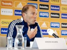 Delmée roept drie spelers HC Den Bosch op voor Oranje