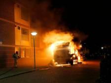 Burgemeester Jorritsma over brand vrachtwagen vol drugsafval: 'Levensgevaarlijke actie van idioten'