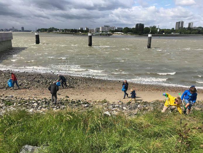 rivercleanup Schelde