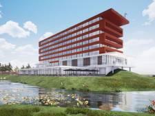 Tweede Van der Valk-hotel  Alphen komt er écht: eerste paal in 2022 of 2023 in de grond