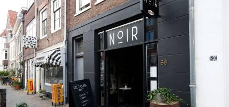 Restaurant Noir sluit de deuren: 'Het was een wilde rit!'
