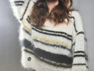 Vangst van de dag: wollige trui van Maurice Knits