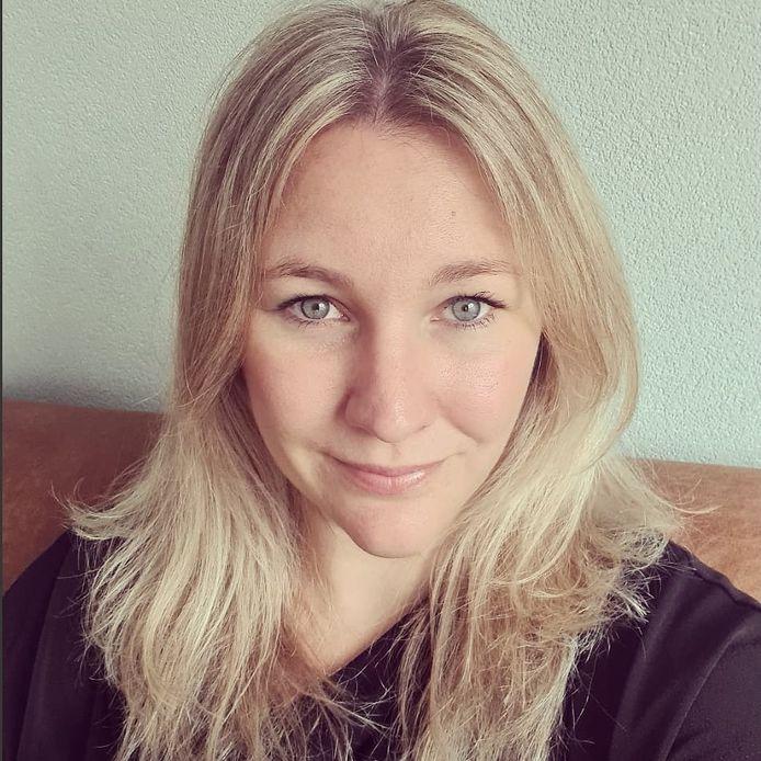 Deborah werd aangereden op het RijnWaalpad: