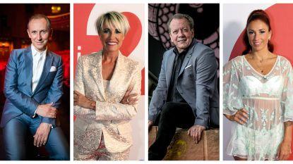 Alle coaches van 'The Voice Senior' bekend: ook Dana Winner, Helmut Lotti en Natalia nemen plaats in de stoel