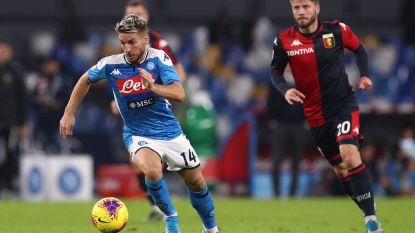 Op zoek naar extra steun en wisselmogelijkheden voor 'Big Rom': Inter denkt nu ook aan Dries Mertens