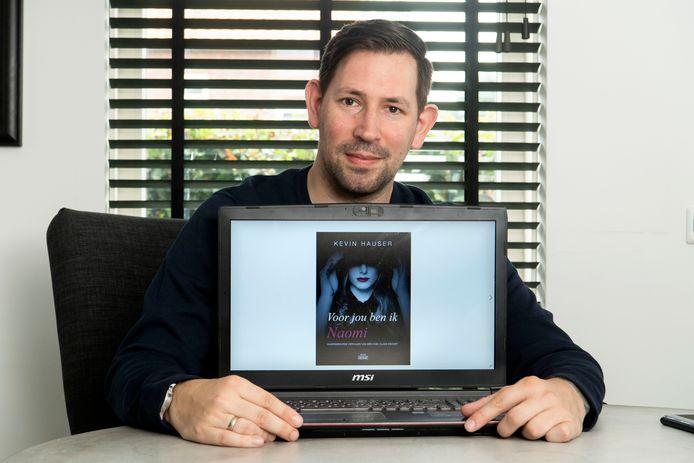 Kevin Hauser uit Neede schreef een roman over de wereld van de highclass-escort