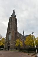 De St. Jan Geboortekerk in Vlijmenlijmen  bestond in 2017, 150 jaar