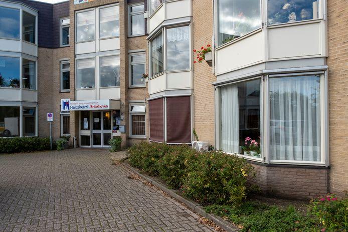 Verzorgingshuis Brinkhoven in Heerde.