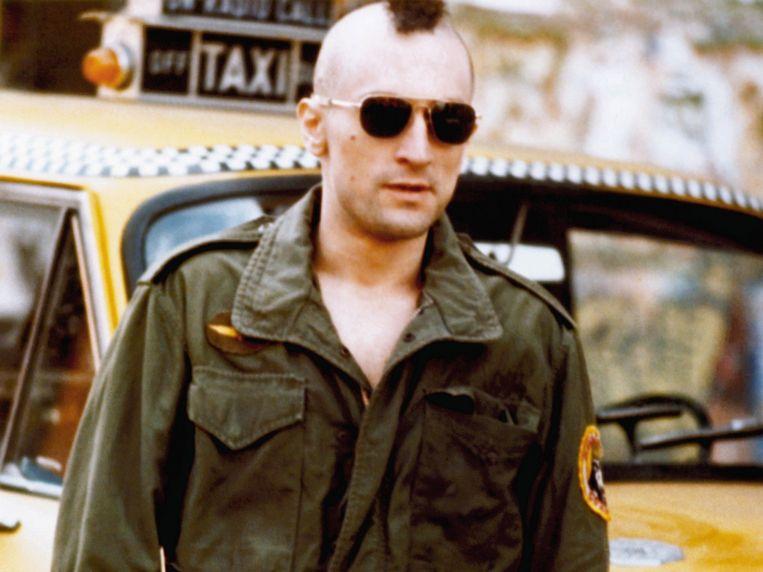 Taxi Driver Robert de Niro 1976 Beeld Columbia Pictures
