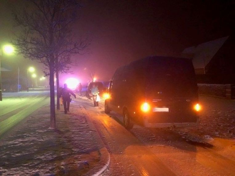 Ongeval Bredene/De Haan
