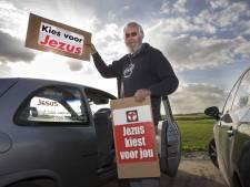 Evangelist 'Jezus Leeft' doet weer mee aan verkiezingen