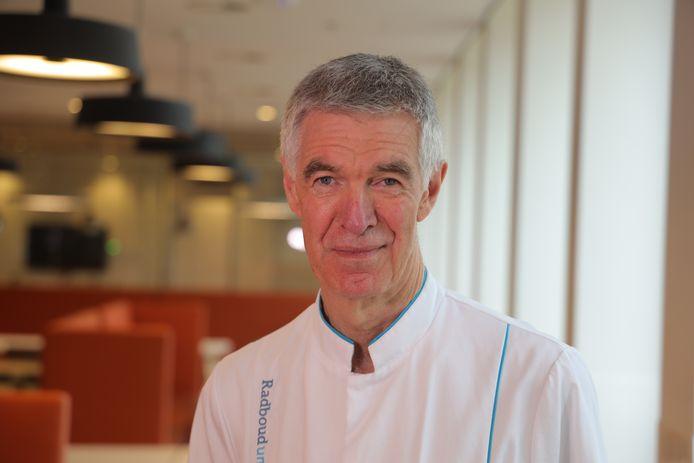 Professor Hans van der Hoeven.