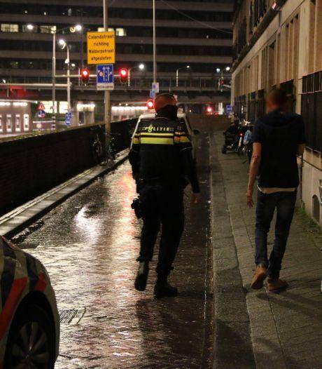 Gewonde bij steekpartij in portiekwoning Haagse Vaillantlaan